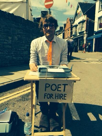 Poet For Hire
